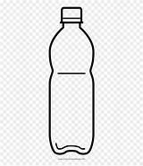 Botella Plastic Para Plastico Coloring Bottle Colorear Clipart Pinclipart Report sketch template