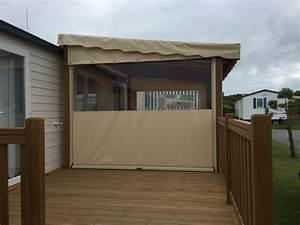 rideaux pour terrasse couverte trendy souhait du client With rideau exterieur pour pergola 13 store enrouleur exterieur wikilia fr