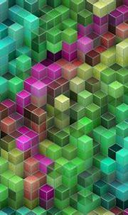 Cube Background Digital Art Free Stock Photo - Public ...