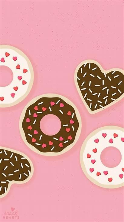 Doughnut Wallpapers Screen Lock Backgrounds Wallpaperaccess