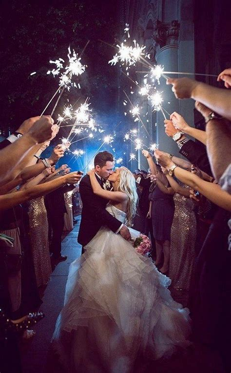 sparklers send  wedding ideas     day
