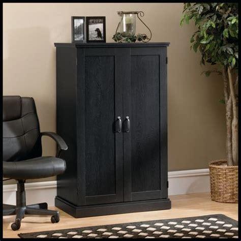 sauder computer armoire sauder computer armoire ash finish 169729
