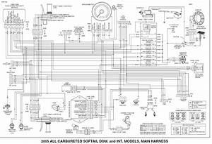 1990 Harley Davidson Sportster Neutral Switch Light Wiring