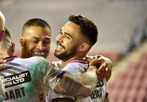 French voted Writers' Player of the Year - Wigan Warriors Blog