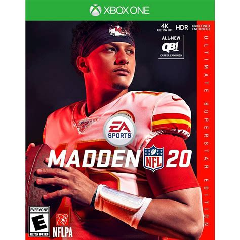 We follow up on all of them. Best Buy: Madden NFL 20 Ultimate Superstar Edition Xbox One Digital DIGITAL ITEM