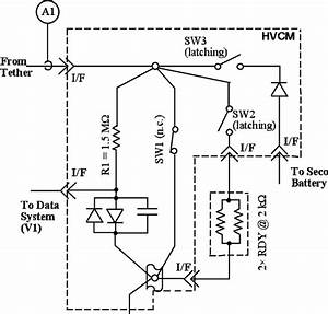 Functional Circuit Diagram Of The High Voltage Control And