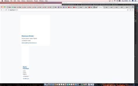 django template for loop enclosing for loop in django around bootstrap html tags python codedump io