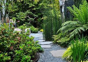 Plante Pour Jardin Japonais : jardin japonais 30 id es pour cr er un jardin zen japonais ~ Dode.kayakingforconservation.com Idées de Décoration