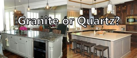 Granite Vs Quartz  Turnberry Construction Group