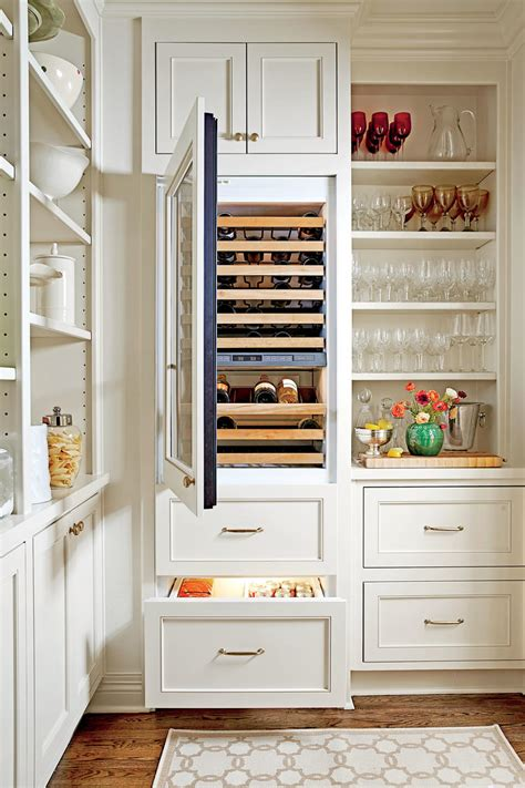 cabinet ideas for kitchens creative kitchen cabinet ideas southern living