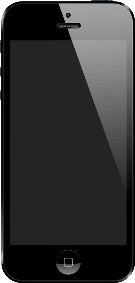 iphone picture file iphone 5 svg