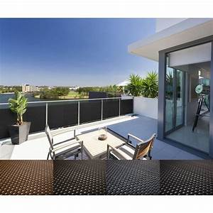 Rattan Balkon Und Terrassen Sichtschutz 90 Cm 100 Cm