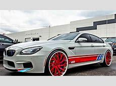Forgiato Weekend BMW M6 on 24