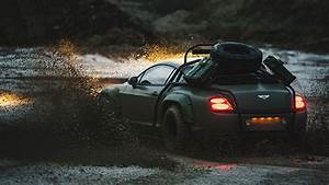Custom Dakar-Inspired Off-Road Bentley Continental GT Sold