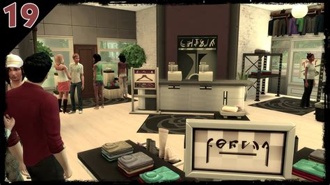 sims  room design clothes store youtube