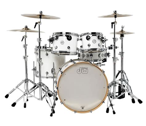 dw design series dw design series 4 frequent flyer gloss lacquer drum kit