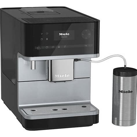 Miele Countertop Coffee Machine - miele cm6350 countertop coffee machine bean to cup with