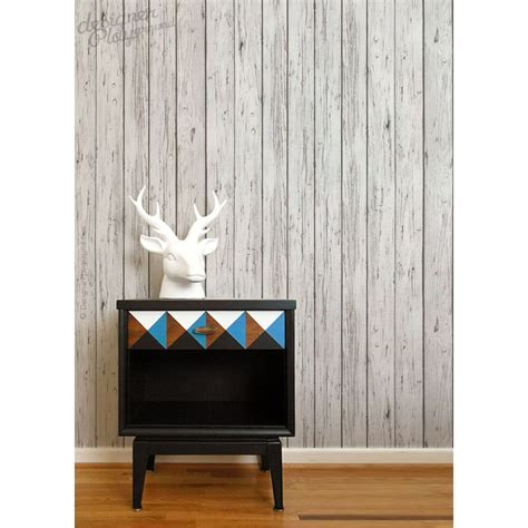 grey wood wallpaper peel stick