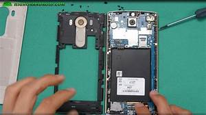 How To Disassemble Lg V10 For Repair   Teardown