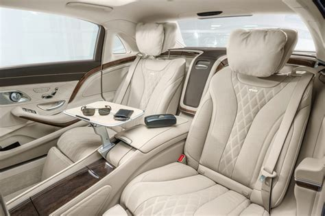 mercedes maybach s class line led by exclusive top of the