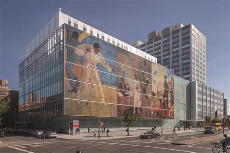 Harlem Hospital Mural Pavilion Address by Costruzioni Ospedaliere Harlem Hospital Center New York
