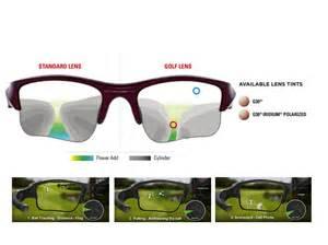 Oakley Golf Progressive Lenses