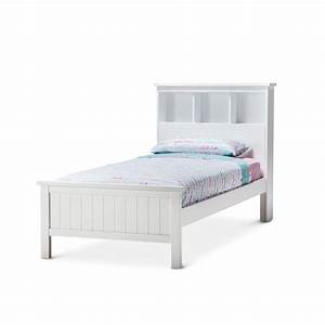 zony single size bed frame w storage bed head white buy With bedhead with storage