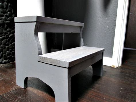 ana white bathroom step stool diy projects