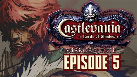 Castlevania Los Mirror Of Fate Full Game Walkthrough Part
