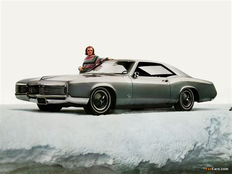 Images of Buick Riviera 1966 (1024x768)