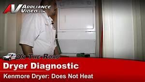 Diagram For Kenmore Dryer