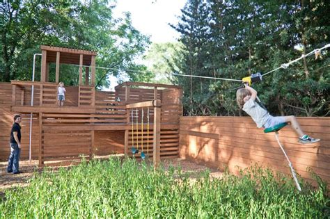 Backyard Playground Ideas - backyard playground and swing sets ideas backyard play