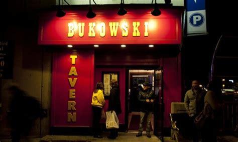 Yacht Bandra by Bukowski Tavern Bars In Back Bay Boston