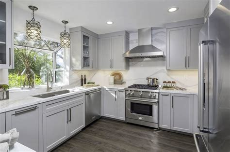 kitchen remodeling contractors  san jose home