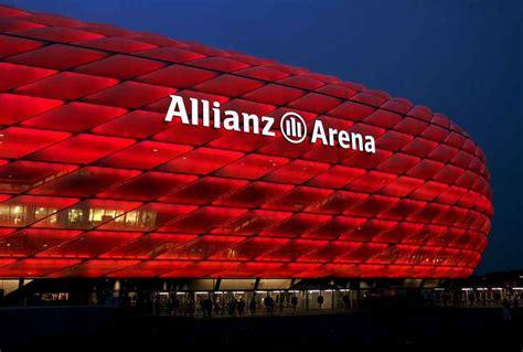 allianz arena bayern munich football stadium  architect