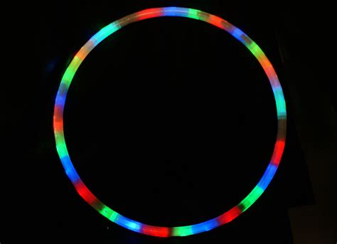light up hula hoop led hula hoop 27 quot great for adults