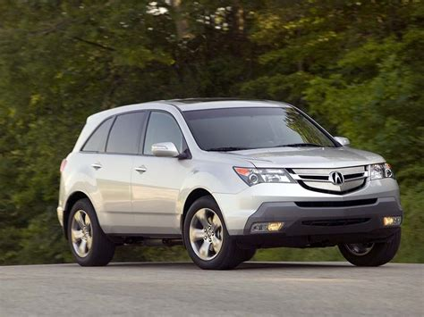2007 acura mdx pictures photos gallery motorauthority