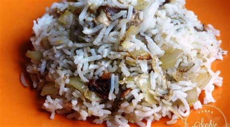 cuisiner les ceps riz sauté aux cèpes la tendresse en cuisine