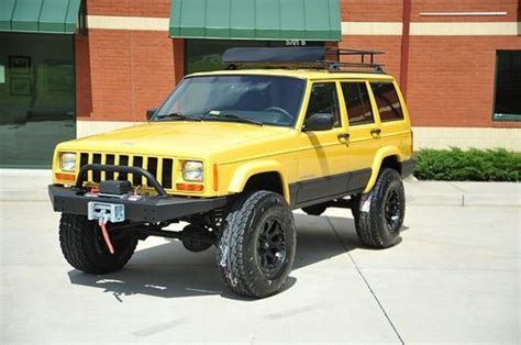 linex jeep cherokee find used jeep cherokee sport xj lifted new lift