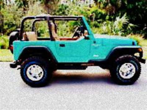 white jeep with teal accents teal jeep wrangled i 39 m in love cars pinterest