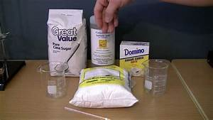 Don't Try This at Home - 3 - Sulfuric Acid and Sugar - YouTube