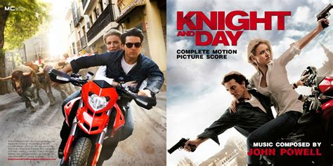 soundtrack list covers knight day complete john powell