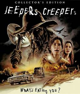 Gute Halloween Filme : jeepers creepers horror movie poster collector edition filme filme kino film und kino ~ Frokenaadalensverden.com Haus und Dekorationen