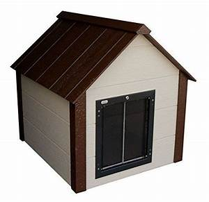The 25 best insulated dog houses ideas on pinterest for Insulated dog houses for large dogs