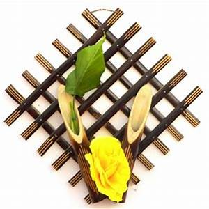 Bamboo Wall Hanging Decor india handicraftstore com Flickr
