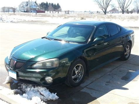 Purchase Used 2004 Pontiac Grand Prix Gt2 3.8l, Sunroof