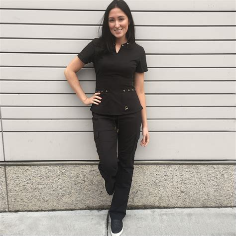 How To Wear:Our Newest Scrubs - My Jaanuu