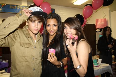 Justin Bieber, Diggy Simmons And More Attend