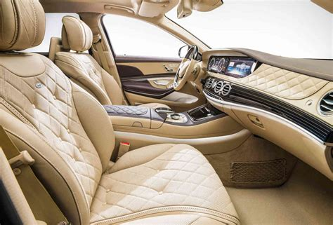 2015 Mercedes Maybach S600