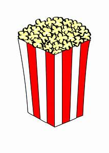 Clipart - Popcorn | Clipart Panda - Free Clipart Images